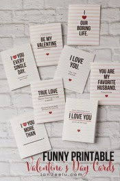 LandeeSee Landee Do - Funny Valentines