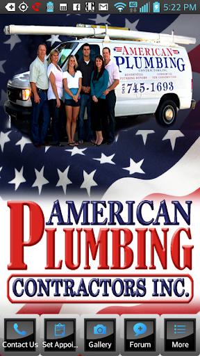 American Plumbing Contractors
