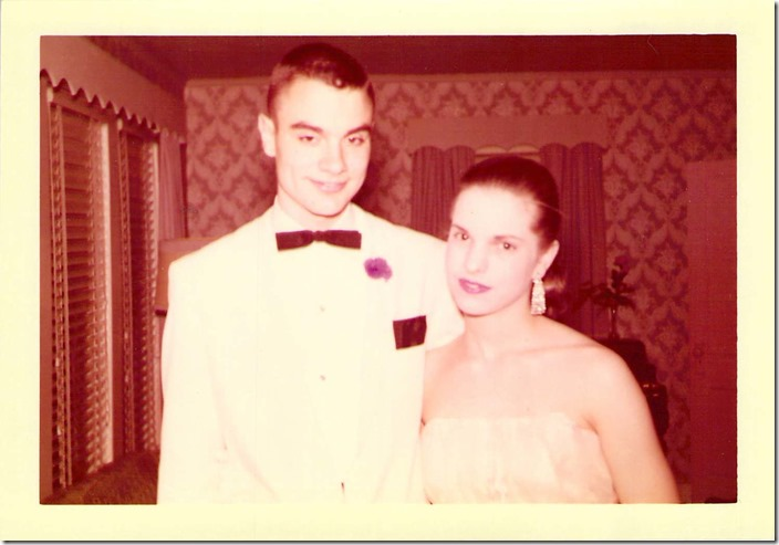 Mom and Pat 1950s