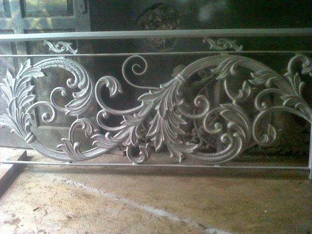 Keutamaan ornamen alluminium besi tempa klasik~ BESI TEMPA KLASIK~Pagar klasik, jual ornamen ...