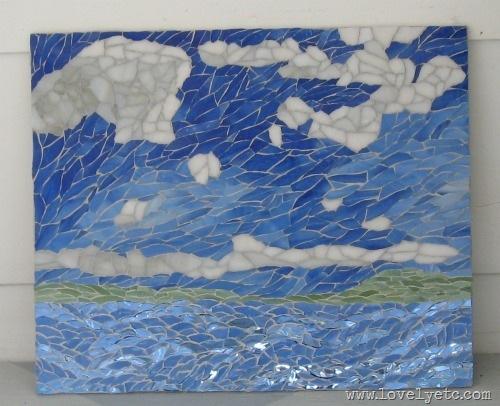 big sky mosaic
