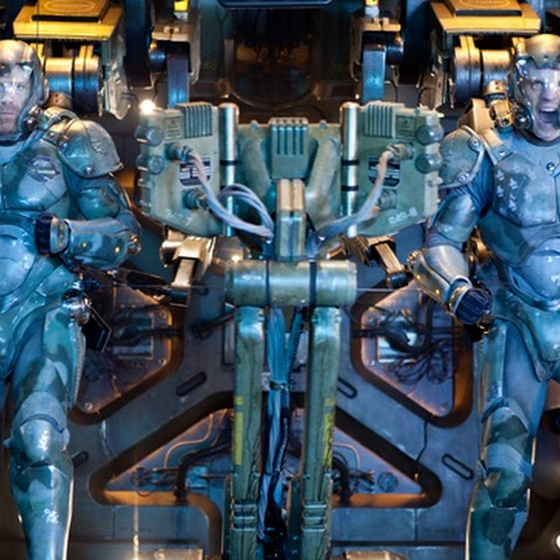 "To Fight Monsters, We Created Monsters in the ""Pacific Rim"""