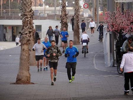 40. Jogging in Tel Aviv.JPG