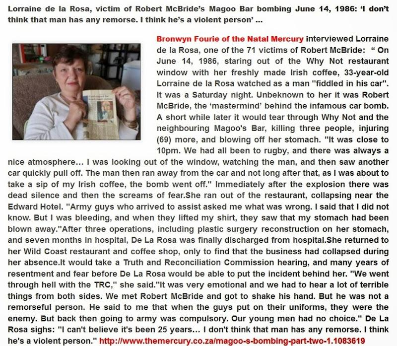 McBrideRobertVictimDeLaRosaMercuryInterviewHeHasNoremorseJune141986Bomb
