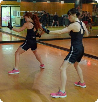 getting motivated to work out :: group fitness classes
