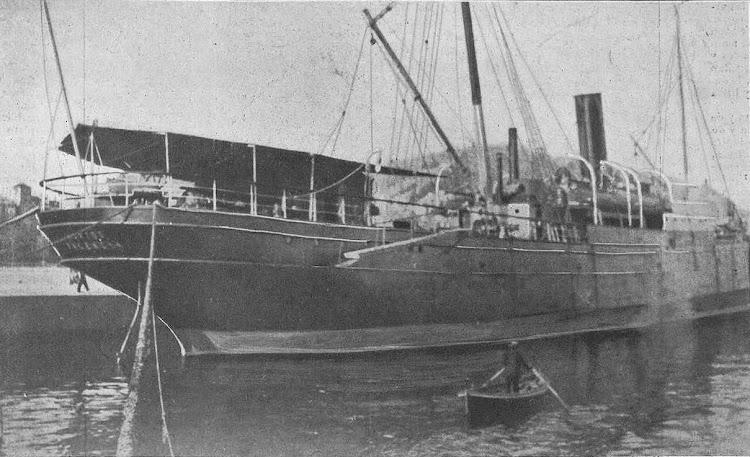 Vapor MARTOS. LA ILUSTRACION ARTISTICA. 29 de agosto de 1910.jpg
