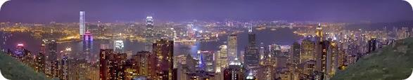 香港夜景_全景
