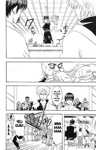 Gintama Chap 57 page 14 - Truyentranhaz.net