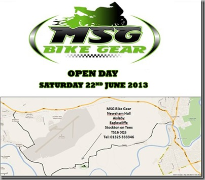 MSG Open Day
