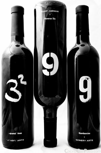 Numero Nueve - Winery Arts - Ribera del Queiles