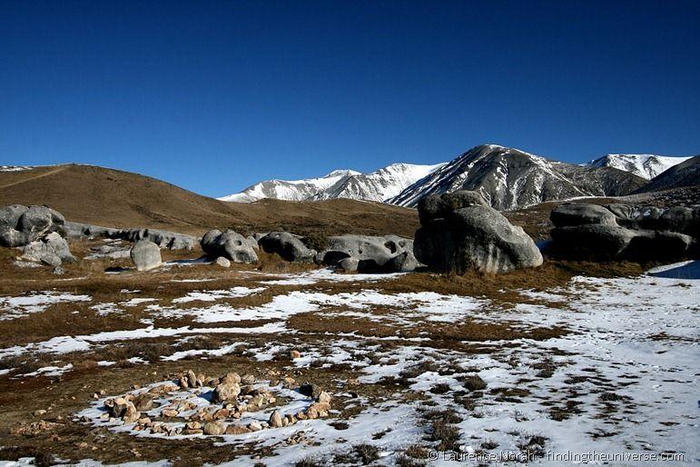 Castle Rock boulders