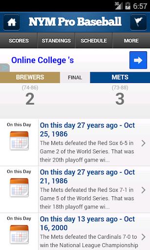 NYM Pro Baseball