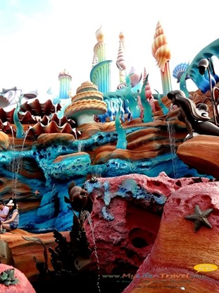 Mermaid lagoon