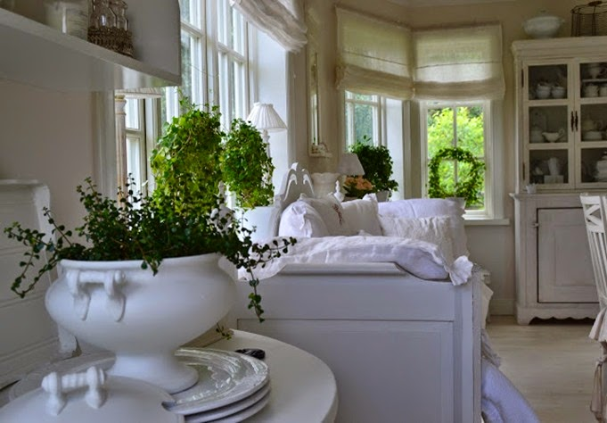 shabby and charme nordic shabby chic a casa di camilla in svezia. Black Bedroom Furniture Sets. Home Design Ideas