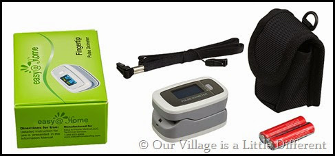 Easy at Home Pulse Oximeter 1