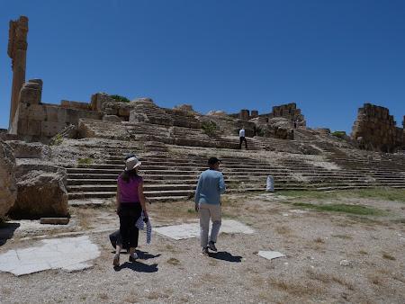 Imagini Liban: templul lui Baal