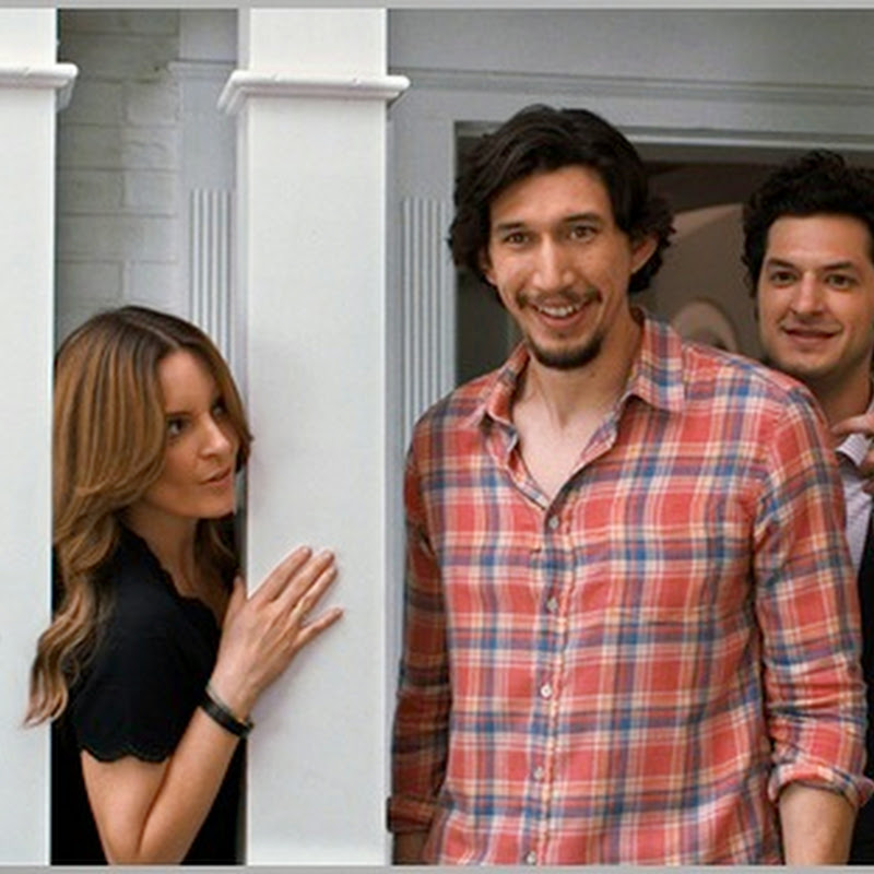 """Star Wars 7"" Villain Adam Driver Shines in ""This is Where I Leave You"" (Opens Dec 17)"