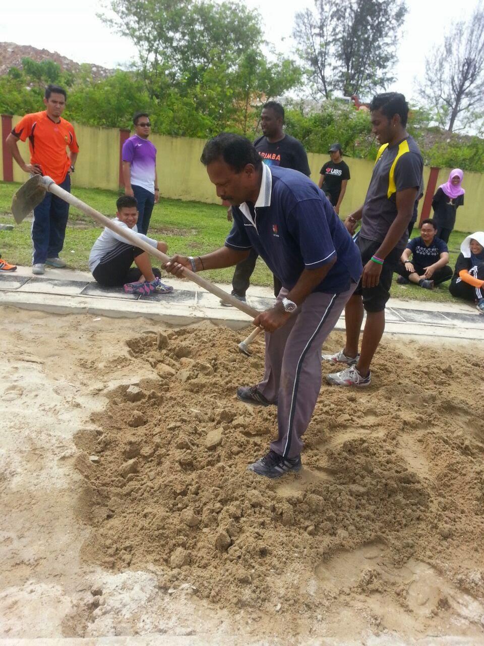 DeLLas.......: Kursus Kejurulatihan Olahraga Tahap 1