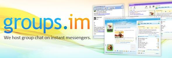 Faça Um Grupo Com Chat Permanente Para MSN Via IMGroups