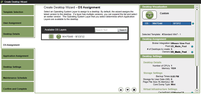 Unidesk: Layered VDI Management - | Exit | the | Fast | Lane |