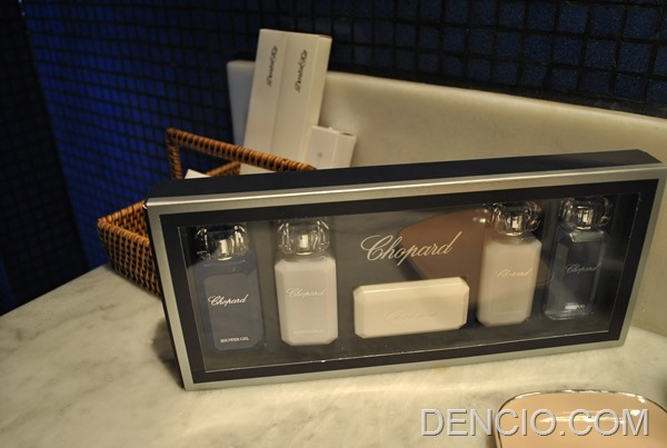 Chopard Toiletries
