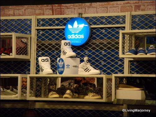 "Adidas ""Breathe and Stop"" Tour in Manila"