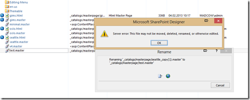 Masterpage | SharePoint Interests