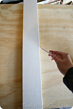 cutting straight line with jigsaw