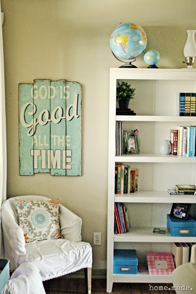 Reading Corner home.made.