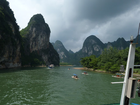 Excursie in China: Guilin