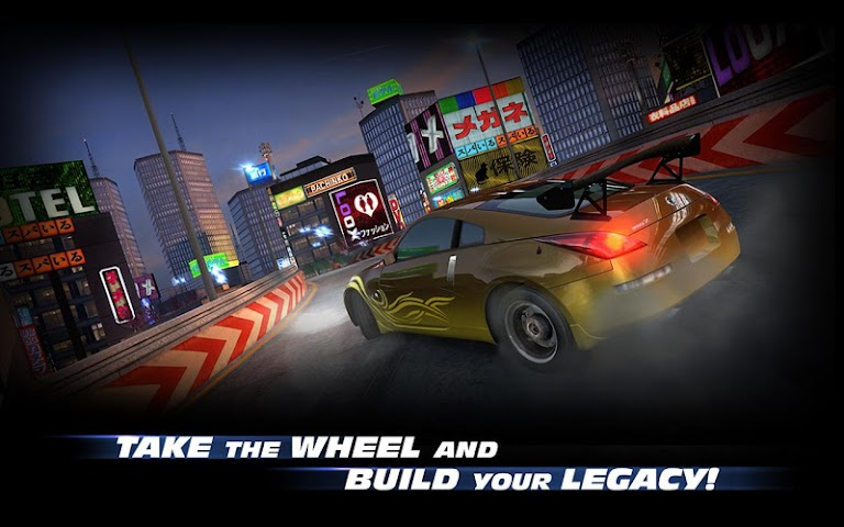 android Fast & Furious: Legacy Screenshot 8
