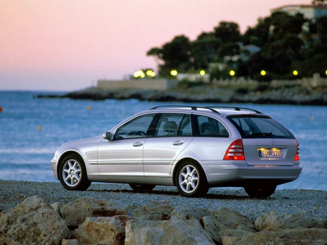 2002 Mercedes-Benz C-Class Wagon Specifications, Pictures ...