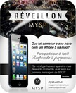 MySP IPhone 5 Apple Reveillon