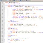 Membuat wordpress theme sendiri (part 3). Menambahkan template single post ke dalam theme