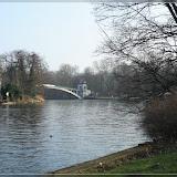Brücke zu Insel der Jugend