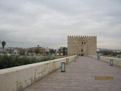 Древний мост к Мечеть-собору (Мескита) (Mezquita). Кордоба