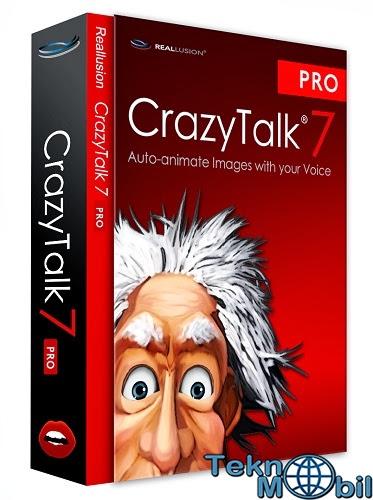 CrazyTalk Pro v7.32.3114.1 Full İndir