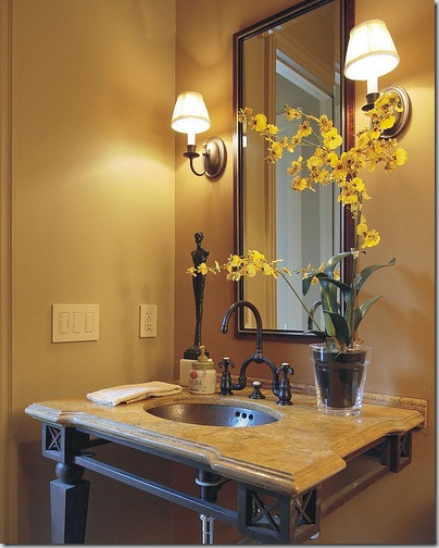 things that inspire hand towels where do you put them rh thingsthatinspire net Chair Bathroom Ideas Towel Display Ideas