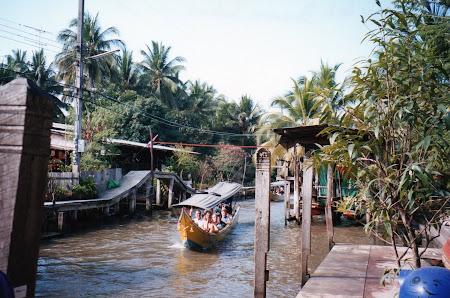 Obiective turistice Thailanda: Damnoen Saduak.jpg