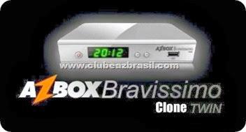 AZBOX RBAVISSIMO TWIN WIN ( CLONE )