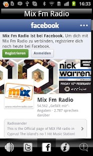 Mix FM Cyprus- screenshot thumbnail