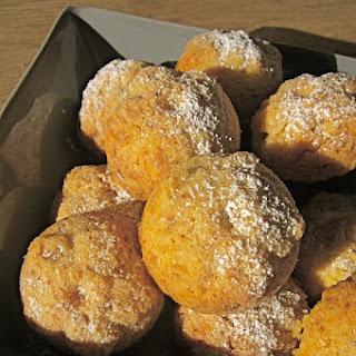 Hazelnut Sable Cookies.