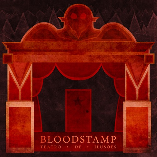 CD bloodstamp capa