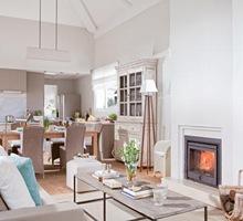 Salon-con-chimenea-diseño-de-interiores-arquitectura-casa-de-lujo-