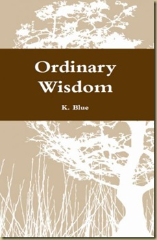 Ordinary Wisdom cover