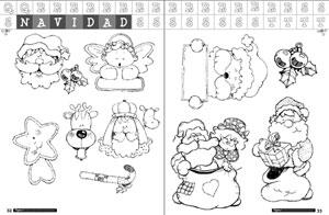 Fichas De Dibujos De Navidad.Dibujos De Tarjetas De Cumpleanos Navidad Dia Del Padre