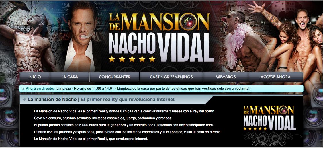 Link to Mansão do Nacho