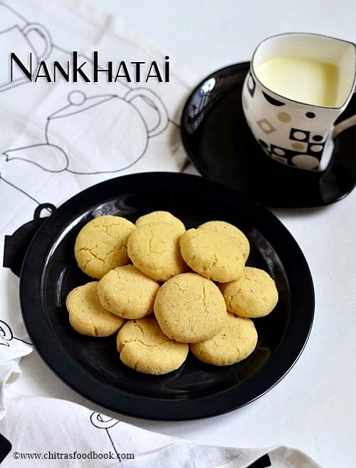 Benne biscuit/Nankhatai recipe
