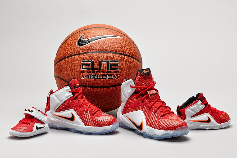 9ea00afea53 Nike Engineered the LeBron XII for Young Atheletes Too ...
