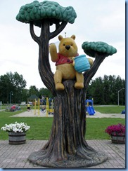 7911 Ontario Trans-Canada Hwy 17 - Wind River - Winnie the Pooh